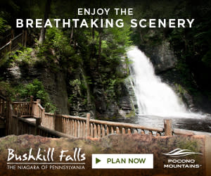2019 Summer Co Op - Display Ad - Bushkill Falls