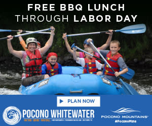 2019 Summer Co Op - Display Ad - Pocono Whitewater