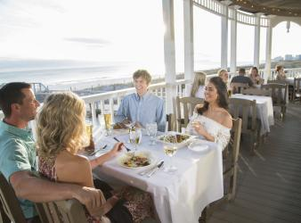 Onsite Dining Henderson Park Inn