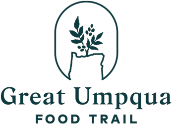Great Umpqua Food Trail Logo