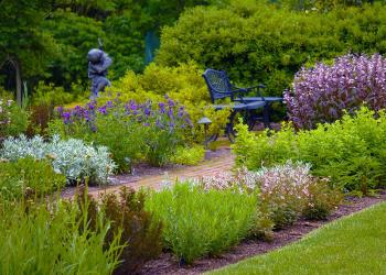 Gardens at Mt. Cuba Center, Hockessin, Delaware