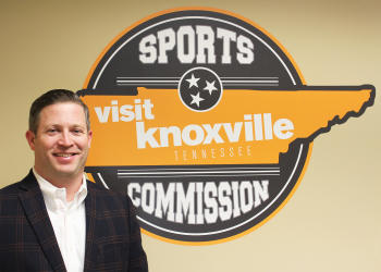 Chad Culver, Visit Knoxville