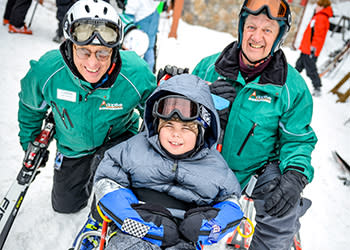 Adaptive Winter Skiing