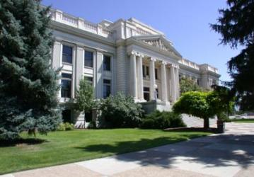 Provo Courthouse