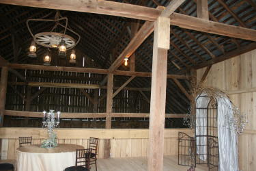 Hayloft at Beasley