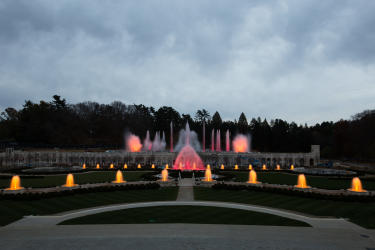 Longwood Main Fountain (Preview Image)