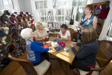 Nomad Yarns class