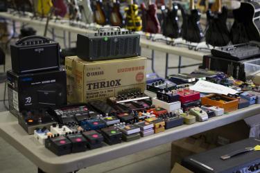 Indiana Guitar Show Coming to Hendricks County