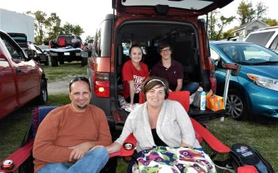 Georgetown Drive-in family