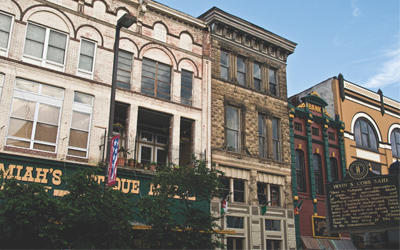 Discover Downtown Paducah