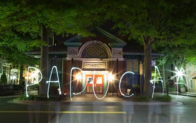 Paducah Market House Square