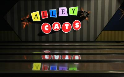 Alley Cats Free $10 game card with the purchase of a $10