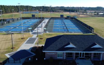 Stephens Tennis Complex CCU