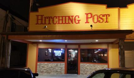 Hitching Post exterior