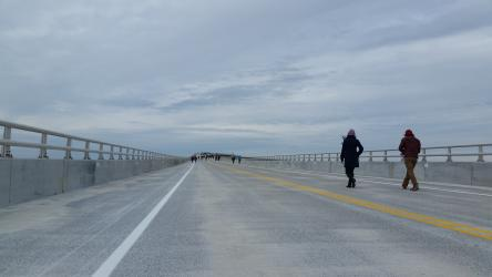 New Bonner Bridge