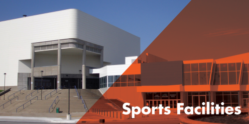 Sports Facilities Graphic