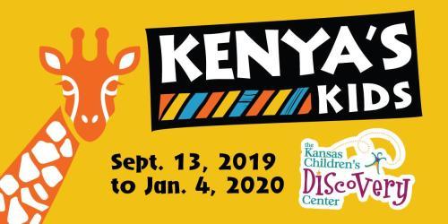 Kenya's Kids Exhibit Kansas Childrens Discovery Center runs from September 13 to January 4 2020