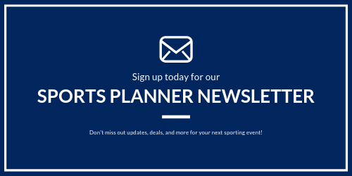 Sports Planner Newsletter tile sign up