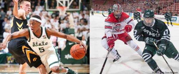 MSU Basketball & Hockey