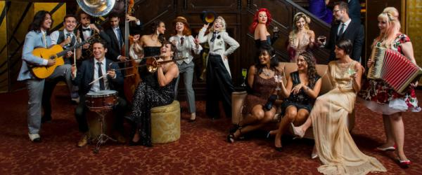 Promotional Photo for Post Modern Jukebox.
