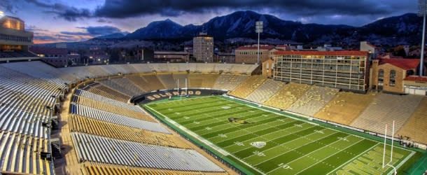 CU Football Stadium - Folsom Field