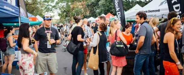 Adventure Film Festival Street Fair