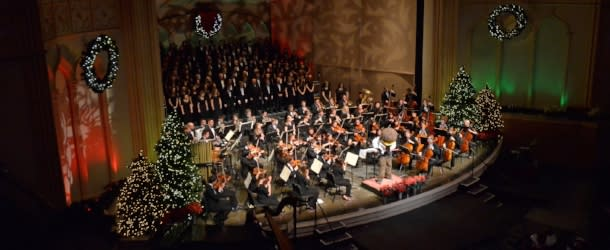 CU Presents Holiday Concert