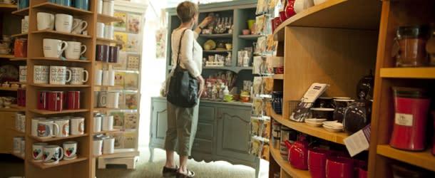 Celestial Seasonings Gift Shop