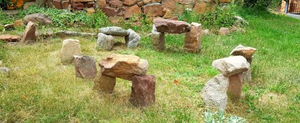 Boulder Mini Stonehenge