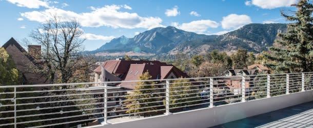 Museum of Boulder Rooftop