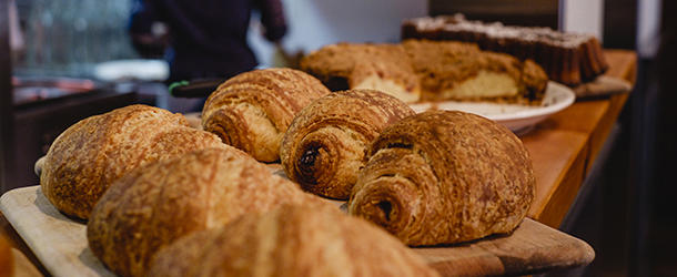 Pastries in Boulder
