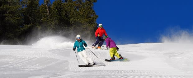 Skiing & Snowboarding on Eldora Mountain Resort