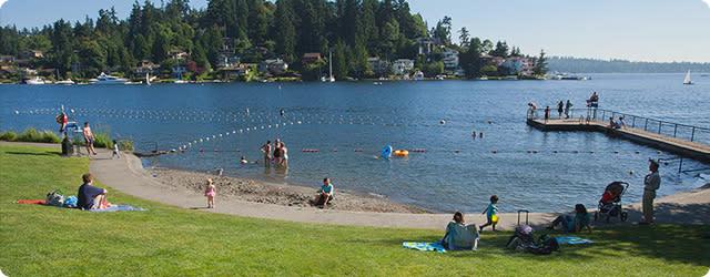 Meydenbauer Beach Park