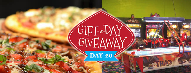 Day 20 Gift-A-Day Giveaway