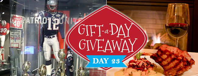 Day 23: Gift-A-Day Giveaway