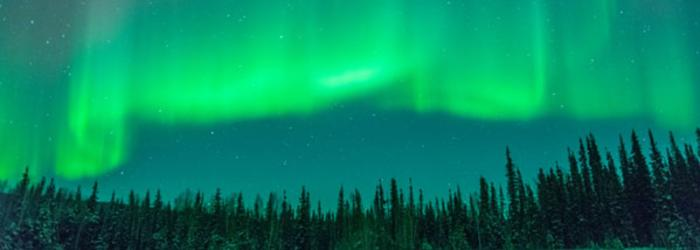 Aurora Chena Lakes - Fairbanks Alaska