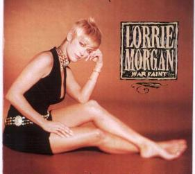 lorrie morgan at the strawberry fetival