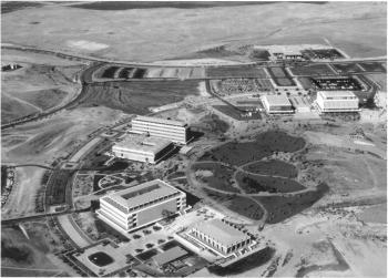 University of California, Irvine in the 70s