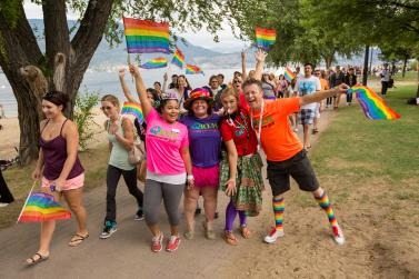 Festival Entertainment - Okanagan Pride Festival in Kelowna