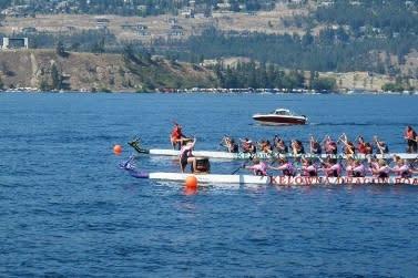 Kelowna Dragon Boat Festival