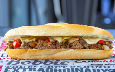 Capriott's Impossible Cheese Steak