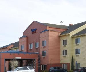 Fairfield Inn & Suites Portland North