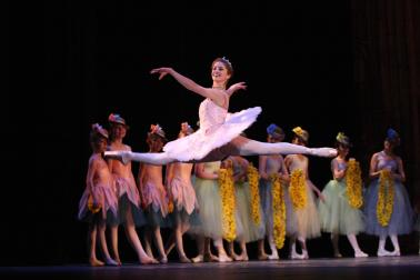 Chandler Center for the Arts Ballet Etudes Performance