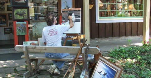 Great Outdoor Art Contest Brown County IN