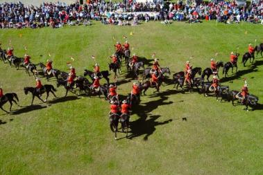 Manitoba Summer Fair, Royal Canadian Mounted Police Musical Ride