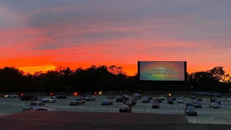 Tibbs Drive-In Theater, Indianapolis