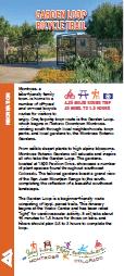 Garden Loop Trail brochure