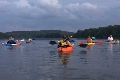Yadkin Kayaking