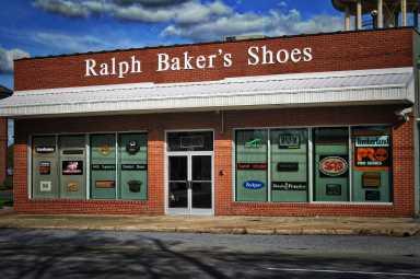 Ralph Baker's Shoes