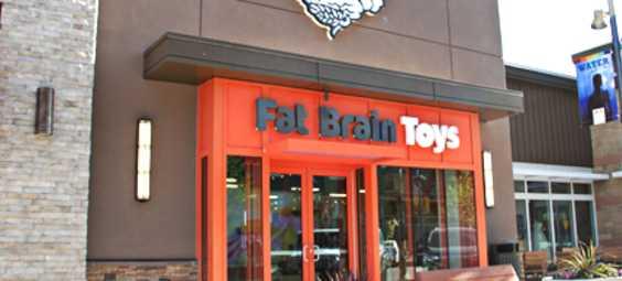 Fat Brain Exterior